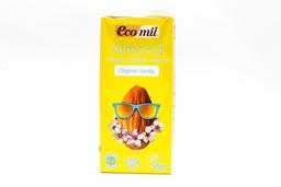 Bebida de Almendra Eco Mil Original Con Vainilla 1 L