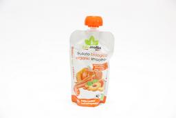 Smoothie Bio Italia Zanahoria. Durazno. Naranja y Calabaza 120 g