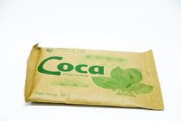 Harina de Coca Campos de Vida Hoja Molida 100 g