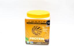 Proteína Orgánica Sunwarrior Classic Plus Sabor Chocolate 375 g