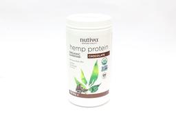 Hemp Protein Orgamic Nutiva Superfood Chocolate 454 g