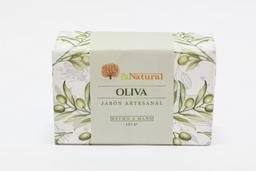 Jabón Artesanal Bi Natural Con Aceite de Oliva 150 g