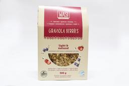 Wasi Granola Berries