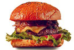Hamburguesa Kid Rock BBQ