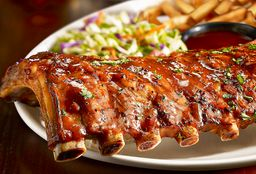 Rum and Coke Ribs (Half)