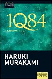 1Q84 Libros 1 y 2 Haruki Murakami 1 U