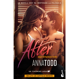 After 1 Edicion Pelicula Anna Todd 1 U