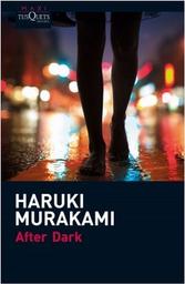 After Dark Haruki Murakami 1 U