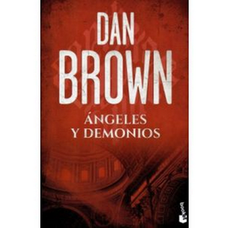 angeles y Demonios Dan Brown 1 U