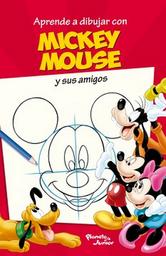 Aprende a Dibujar Con Mickey y Sus Amigos Disney 1 U