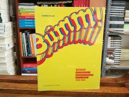 Bumm Historieta y Humor Grafico en el Peru 1978 1992 1 U