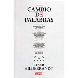 Cambio de Palabras Cesar Hildebrandt 1 U
