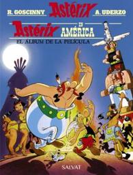 Comic Asterix en America Rene Goscinny 1 U