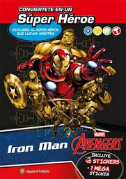 Conviertete en un Super Heroe Iron Man Aa Vv 1 U