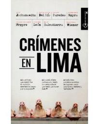 Crimenes en Lima Luis Jochamowitz 1 U