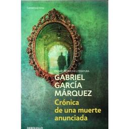 Cronica de Una Muerte Anunicada Gabriel Garcia Marquez 1 U