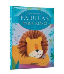 El Gran Libro de Las Fabulas Para Niños Monika Laimgruber 1 U