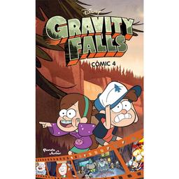 Gravity Falls Comic 4 Disney 1 U