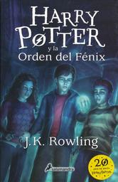 Harry Potter y la Orden Del Fenix Nueva Edicion 1 U