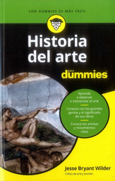 Historia Del Arte Para Dummies Wilder Jesse 1 U