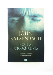 Jaque Al Psicoanalista John Katzenbach