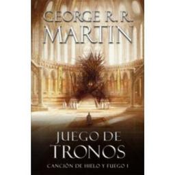 Juego de Tronos George R R Martin 1 U