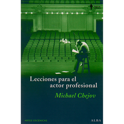 Lecciones Para el Actor Profesional Chejov Michael 1 U