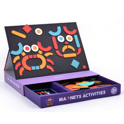 Rompecabezas Mideer Magnets Activities 92 U