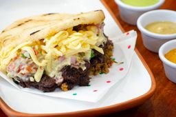 Arepa Taco