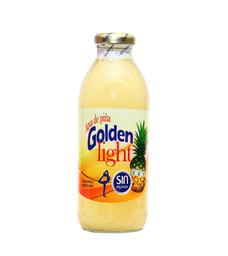 Agua De Piña Golden Light X485Ml