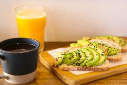Desayuno A