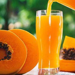 Naranja con Papaya