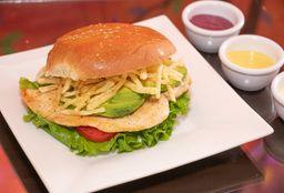 Sándwich de Filete de Pechuga
