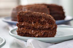 Torta de Chocolate GF Molde
