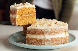 Carrot Cake Molde Mediano