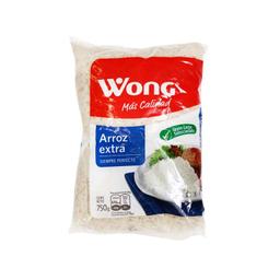 Arroz Extra Wong 750 g