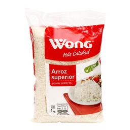 Arroz Wong Superior 1 Kg
