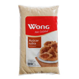 Wong Azucar Rubia