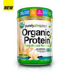 Protein Organic French Vanilla 1.5Lb