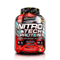 Nitro Tech Performance Series Strawberry 3.97 Lb