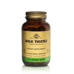 Fp Milk Thistle Vegetable Capsules (50)