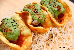 Sushi Taquitos