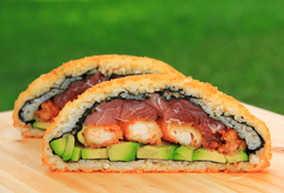 Sushi Acevichado Sándwich