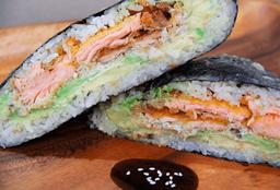 Sushi Smoked Sándwich