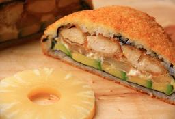 Sushi Hawaiano Sándwich