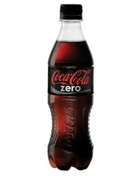 Coca Cola sin Azúcar 500 ml.