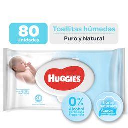 Huggies Toalla Humeda