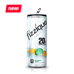 Fizzique Tropical Limon 355Ml