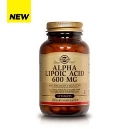 Alpha Lipoic Acid 600Mg 50Cap