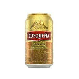 Cerveza Cusqueã'A Dorada Lata 355 Ml 12P